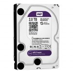 Western Digital Purple HDD 2TB (3YW)