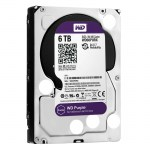 Western Digital Purple HDD 6TB (3YW)